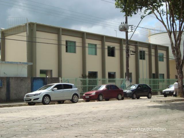 Reforma do prédio Sede